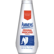 Ammens Medicated Powder Original Formula 325 ml