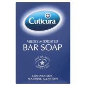 Cuticura Mildly Medicated Soap 100g