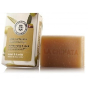 Hand crafted soap Honey & Shea Butter
