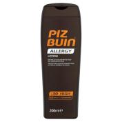PIZ BUIN ALLERGY lotion SPF30 high 200 ml