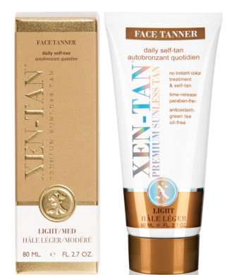 Xen-Tan Face Tanner Oil-Free with Anti-Ageing Properties - 80ml