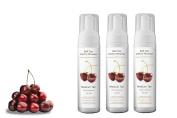 Suntana Spray Tan Cherry 'Medium' Self-Tan Mousse - 3pk
