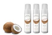 Suntana Spray Tan Coconut 'Light' Self-Tan Mousse - 3pk