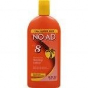 No-Ad Tanning Lotion SPF# 8 475 ml