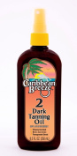 Caribbean Breeze SPF 2 Golden Tanning Oil 250ml
