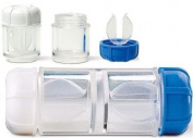 CONTACT LENS STORAGE CASE FOR LENSES