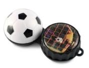 Football 3D Screw-Top Contact Lens Storage Case