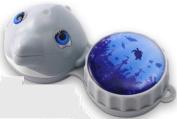 Dolphin 3D Screw-Top Contact Lens Case