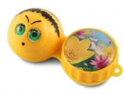 FUNKY BUMBLE BEE 3D CONTACT LENS CASE