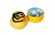 FUNKY DUCK 3D CONTACT LENS HOLDER / CASE