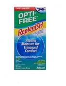 Opti- Free RepleniSH Flight Pack (90ml) Contact Lens Solution