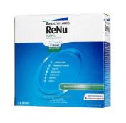 Renu Multiplus Contact Lens Solution 3x 240ml