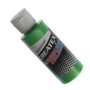 Airbrush Paint - Createx Airbrush Colours - 5507 Iridescent Green