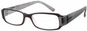 Sight Station Parker Black Reading Glasses Strength 2