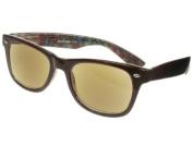 GL2081BRNP Goodlookers +1.5 Dakota Brown Paisley Sun Readers Reading Glasses