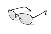 'FREDERICO' Mens Bifocal Reading Glasses +2.00 by 'EyeSpecialEyes'