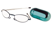 Sight Station Gwendolyn Teal Reading Glasses Strength 1.5