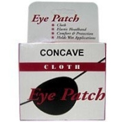 Eye Patch-Concave Cloth - Large