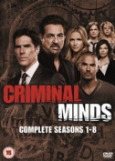 Criminal Minds: Seasons 1-8 [Region 2]