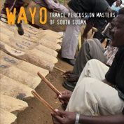 Trance Percussion Masters of South Sudan [Digipak]