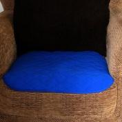 Comfortnights® Blue Absorbent Chair Pad(wheelchair pad) 50cms x 40cms