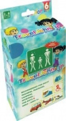 TravelJohn Junior Disposable Urinal - Pack of 6