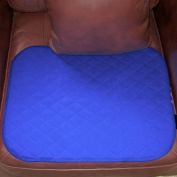 Comfortnights® Absorbent Chair Pad Blue, 65 x 45cms