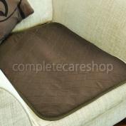 Economy Washable Seat Pad - BROWN