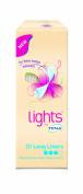 TENA Lights Long Liner - 4 x Packs of 20