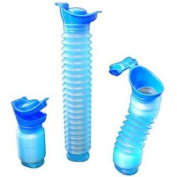 Triple pack Uriwell Personal Toilet Multipack  3 Portable Toilets   Three Urinal Toilet Bottles