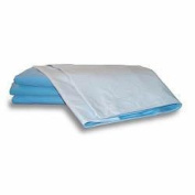 Case Saver 6 x Community White Washable Stay Dry Single Bed Pad (70x85cm) With Tuck In Flaps