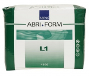 Case Saver 4 x Abena Abri-Form Large (100-150cm/39-59in) Plus (2500ml) Pack of 26