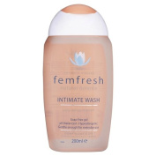 Femfresh Natural Balance Intimate Wash Soap Free Gel - 200mls