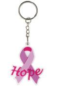 Character Key Rings Nurse Hope Pink Ribbon Breast Aware
