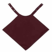 Case Saver 10 x Maroon Napkin Style Adult Colthing Protector