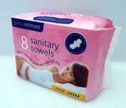 Pretty Intimate 8 Sanitary Towels - Super