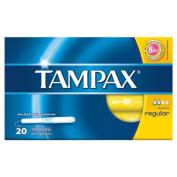 Tampax Cardboard Regular 8 x 20