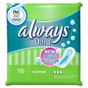 Always Ultra Pads Normal 4 x 16 Pads