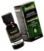 HealthAid Rosemary (Rosmarinus officinalis) Oil 10ml