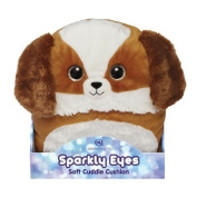 Aroma Home Sparkly Eyes Dog Travel Cushions