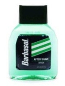 BARBASOL AFTER SHAVE LOT BRISK