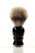 23 mm Black Resin Best Badger Hair Shaving Brush