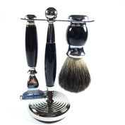 3 PEICE MENS SHAVING SET....IDEAL GIFT SET..