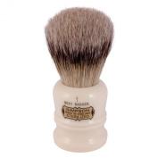 Simpsons Duke D1 Best Best Badger Hair Brush - Ivory