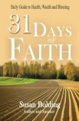 31 Days of Faith