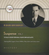 Suspense, Vol. 1  [Audio]
