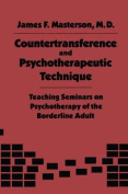 Countertransference and Psychotherapeutic Technique