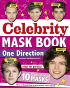 One Direction Mask Book