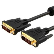 1.8m DVI-D DUAL LINK DIGITAL FOR HDTV LCD VIDEO CABLE