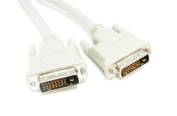 Micro Connectors, Inc. 1.8m Male to Male Dual Link DVI-D Cable
